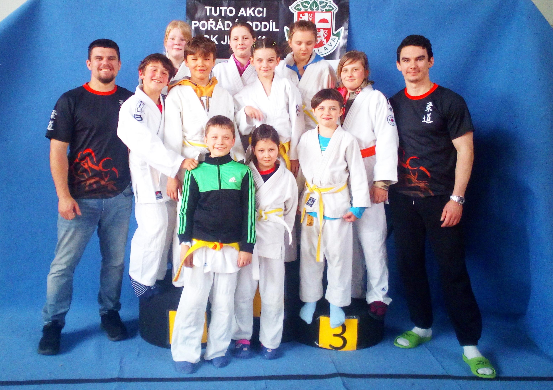Výsledky - Judo Talent Jihlava 2019